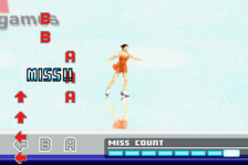 ESPN International Winter Sports 2002 ingame screenshot