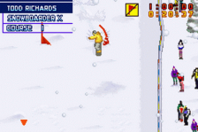 ESPN Winter X-Games Snowboarding 2002 ingame screenshot