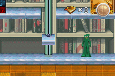 Gumby vs. the Astrobots ingame screenshot