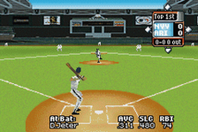 High Heat Major League Baseball 2003 ingame screenshot