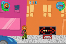 Kim Possible 2 - Drakken's Demise ingame screenshot