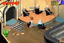 LEGO Star Wars II - The Original Trilogy ingame screenshot