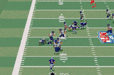 Madden NFL 2003 ingame screenshot