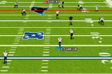 Madden NFL 2005 ingame screenshot
