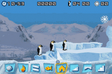 March of the Penguins ingame screenshot