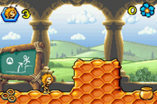 Maya the Bee - Sweet Gold ingame screenshot