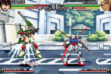 Mobile Suit Gundam Seed - Battle Assault ingame screenshot