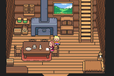 Mother 3 ingame screenshot