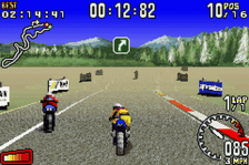 Moto GP ingame screenshot