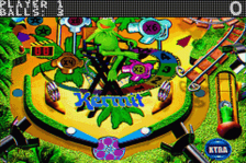 Muppet Pinball Mayhem ingame screenshot