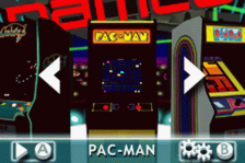 Namco Museum - 50th Anniversary ingame screenshot