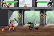 Naruto - Ninja Council 2 ingame screenshot