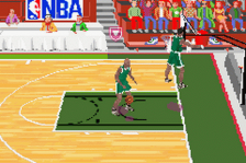 NBA Jam 2002 ingame screenshot