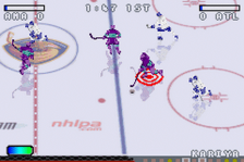 NHL Hitz 20-03 ingame screenshot