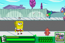 Nicktoons - Freeze Frame Frenzy ingame screenshot