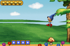 Noddy - A Day in Toyland ingame screenshot
