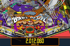 Pinball Advance ingame screenshot