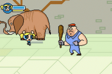 Powerpuff Girls, The - Him and Seek ingame screenshot