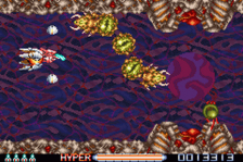 R-Type III - The Third Lightning ingame screenshot