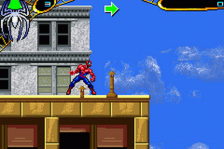 Spider-Man 2 ingame screenshot