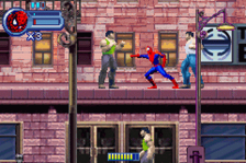 Spider-Man - Mysterio's Menace ingame screenshot