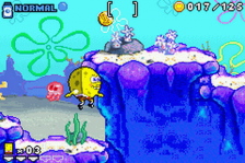 SpongeBob SquarePants - Revenge of the Flying Dutchman ingame screenshot