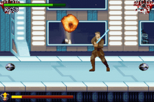 Star Wars - Episode II - Attack of the Clones ingame screenshot