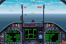 Super Hornet FA 18F ingame screenshot