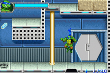 Teenage Mutant Ninja Turtles 2 - Battle Nexus ingame screenshot