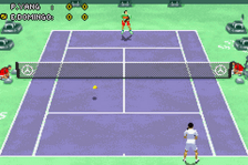 Tennis Masters Series 2003 ingame screenshot