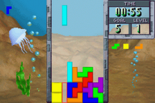 Tetris Worlds ingame screenshot