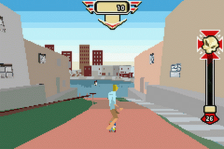 Tony Hawk's Downhill Jam ingame screenshot