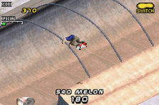 Tony Hawk's Pro Skater 2 ingame screenshot