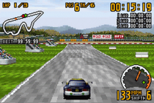 Top Gear GT Championship ingame screenshot