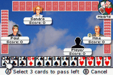 Ultimate Card Games ingame screenshot