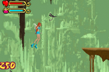 WinX Club - Quest for the Codex ingame screenshot