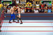 WWE - Survivor Series ingame screenshot