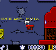 102 Dalmatians - Puppies to the Rescue ingame screenshot