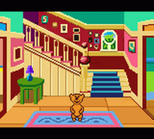 Bear in the Big Blue House ingame screenshot