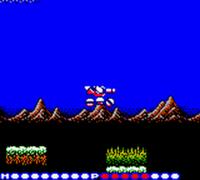 Blaster Master - Enemy Below ingame screenshot