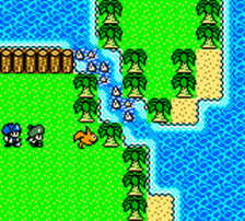 Dragon Warrior Monsters 2 - Tara's Adventure ingame screenshot