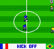 International Superstar Soccer '99 ingame screenshot