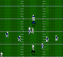 Madden NFL 2000 ingame screenshot