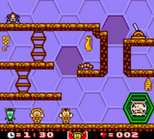 Maya the Bee & Her Friends ingame screenshot