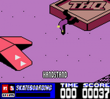 MTV Sports - Skateboarding featuring Andy MacDonald ingame screenshot