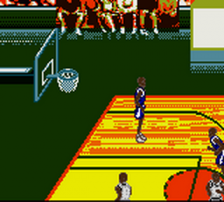 NBA Jam 2001 ingame screenshot