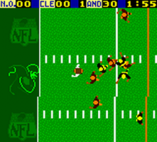 NFL Blitz 2000 ingame screenshot