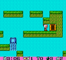 Pocket Bomberman ingame screenshot