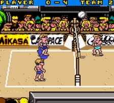 Power Spike - Pro Beach Volleyball ingame screenshot