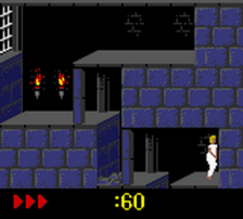 Prince of Persia ingame screenshot